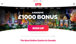 Spin Real Money Casino